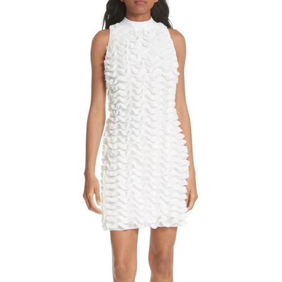 64ed51f1d26 Ted Baker London Ruffled Tunic Dress NWT